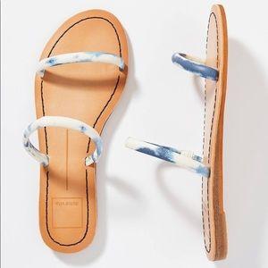 Dolce Vita Darla Slide Blue Tie Dye Stella Sandal
